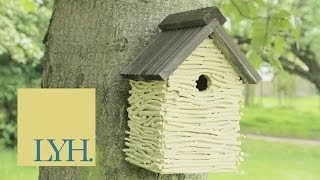 Stylish Birdhouse: Made At Home S01e6/8
