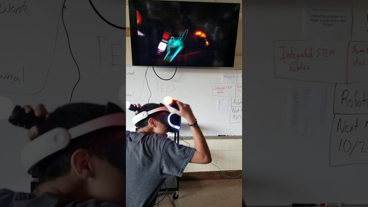 Friend Playing Five Nights at Freddy's VR | Halloween Update