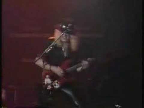 "Great White - ""Face The Day"" - The Ritz 1988"
