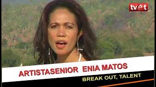 Artisa Senior Enia Matos [ TVE BREAK OUT TALENT ]