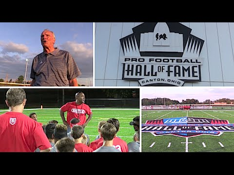 Pro Football Hall Of Fame Academy 2016 (Canton, OH)  :  Day 1 Highlights