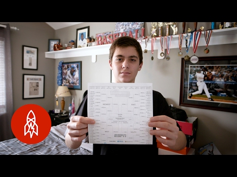 March Madness: The Boy Who Broke the Bracket