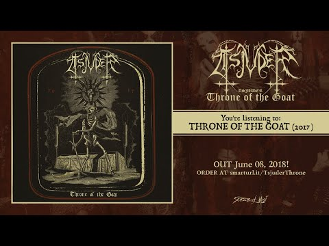 Tsjuder - Throne of the Goat (2017)