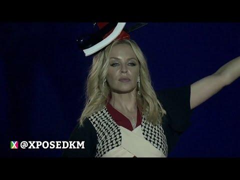 Kylie Minogue - Slow (Live Singapore F1 GP 2016) Pro Shoot
