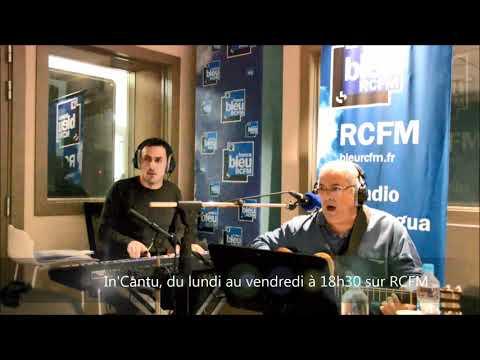 Clip RCFM In'Cantu Jacques Luciani