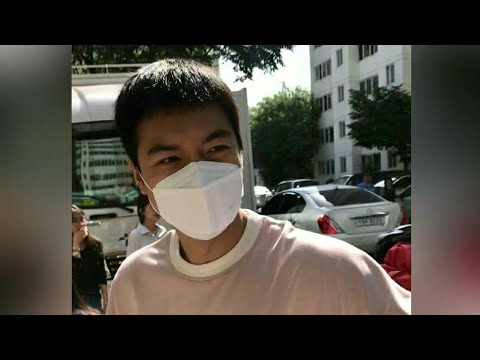 Lee Min ho arrived at his work (25 May 2018)