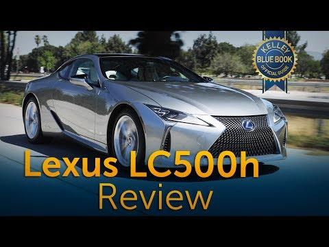 2019 Lexus LC500h - Review & Road Test