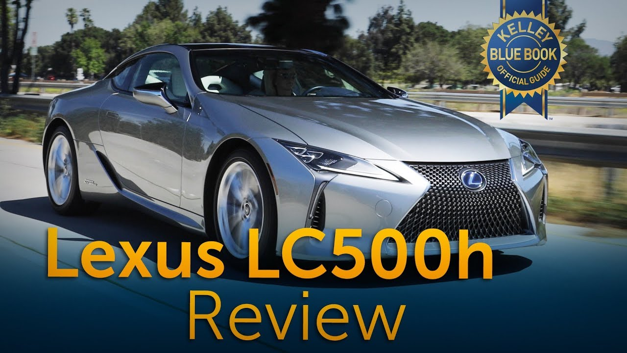 2018 Lexus Lc500h Review Road Test Youtube
