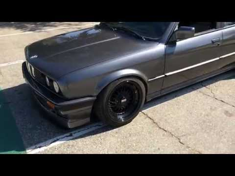 S50 swapped e30 exhaust revving by Adi Jakupovic