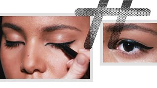Instant Artistry: Liquid Liner from Thin to Bold Thumbnail