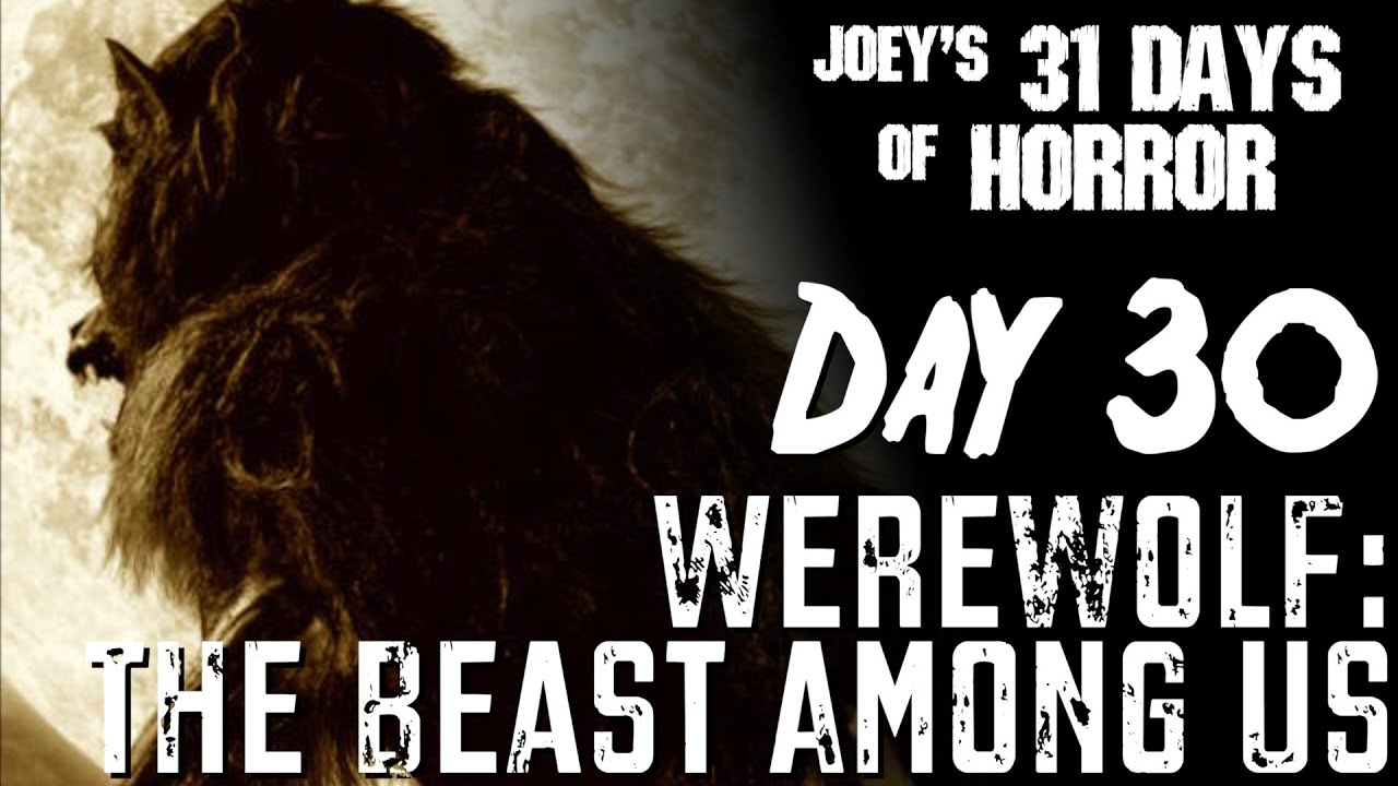 Download Werewolf: The Beast Among Us (2012) - 31 Days of Horror | JHF