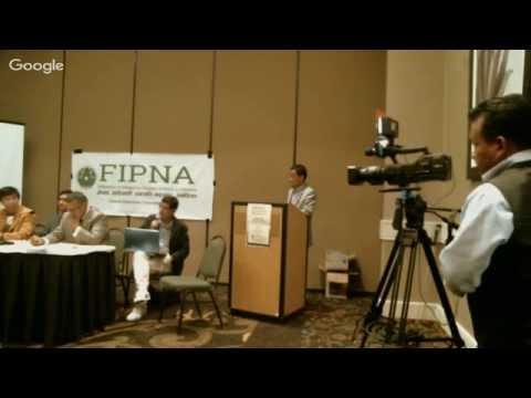 "LIVE Broadcast from North Carolina, USA NASEa/ANMA Convention ""Janajati Forum"""