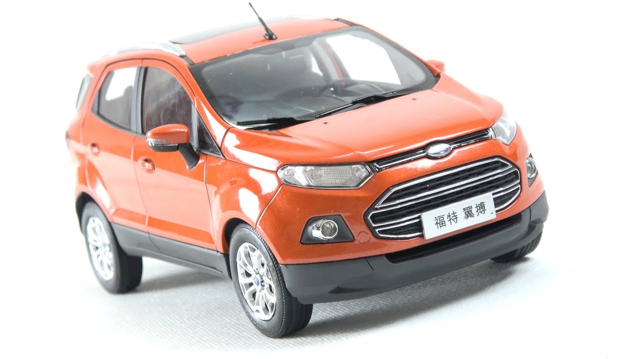 1 18 paudi model ford ecosport 2013 review