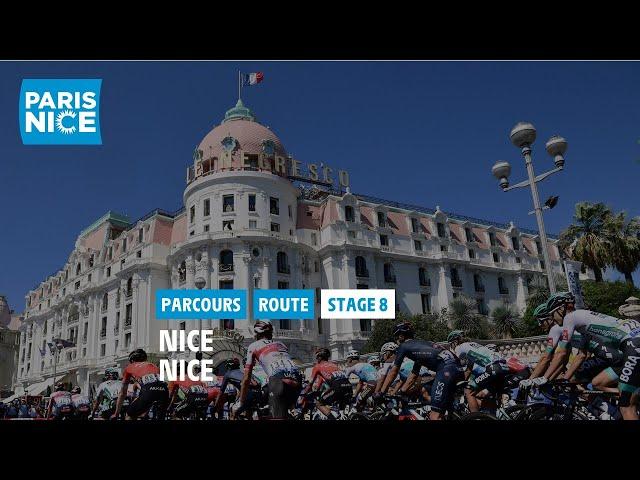 Paris-Nice 2021 - Découvrez l'étape 8