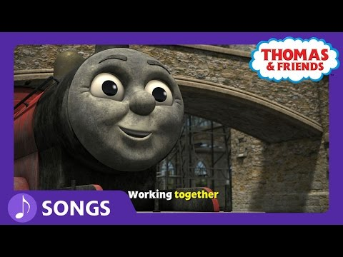 Working Together Again | Steam Team Sing Alongs | Thomas & Friends