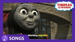 Working Together Again | Thomas & Friends