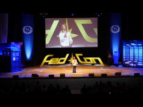 unCONventional 2017  Freitagspanel Marina Sirtis FedCon 26