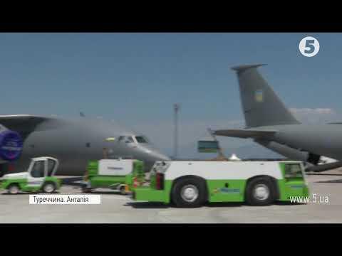 Масштабне авіашоу Eurasia: як українські Ан-178 та Ан-77 вразили світ