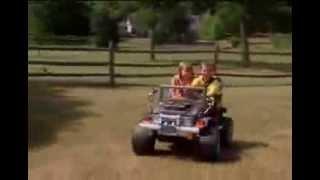 видео Детский джип Peg-Perego GAUCHO SUPER POWER