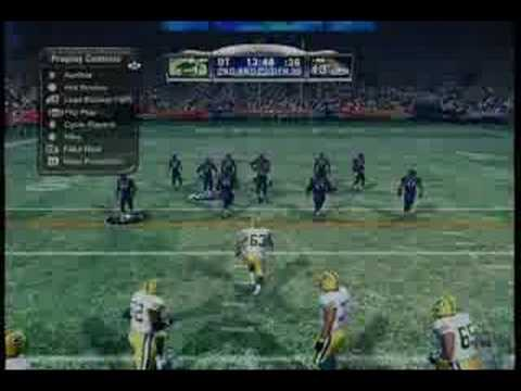 Madden 09 Moments: Mile High Miracle