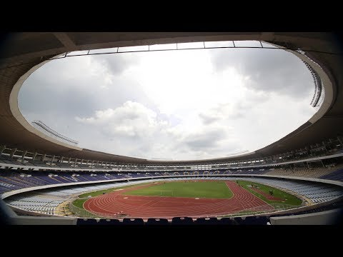 FIFA U17 World Cup: The final look and tour of the Salt Lake Stadium