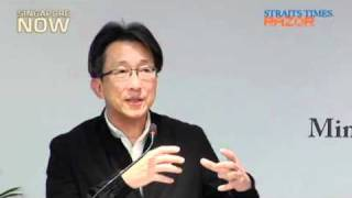 Lim Swee Say on Why workfare works for singapore (english report)