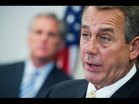 Boehner 'Not Aware' of Israel Leaking Intel to Derail Iran Talks