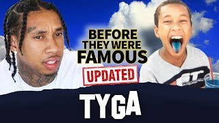 Tyga | Before They Were Famous | UPDATED