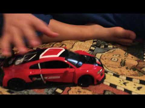 Toy Car Review!! Audi sport R8