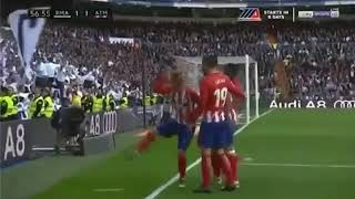 Antoine griezmann fortnite dance celbrations vs Real Madrid