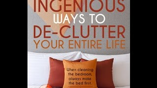 34 Ways To Organize Your Home And Your Life