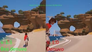 Rime: Denuvo VS v. 1.1 без защиты. Начало игры.