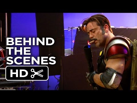 Watchmen Behind The Scenes - Looks And Lighting (2009) Zac Snyder Movie HD