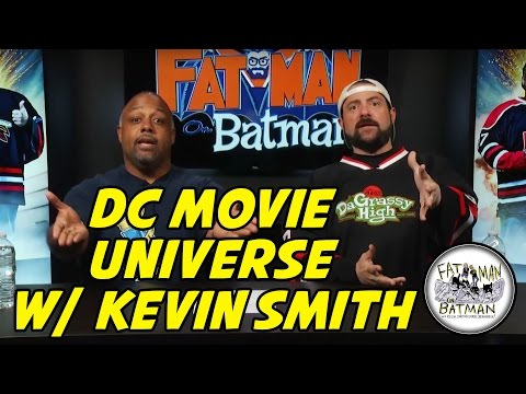 DC MOVIE UNIVERSE WITH KEVIN SMITH