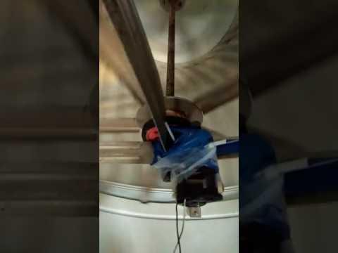 Tornado Turbine (or)Roof Top ventilator electricity generation||mini project