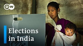 What you need to know about India's 2019 general election:  | DW News