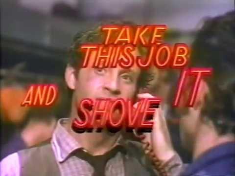 Take This Job and Shove It 1981 TV