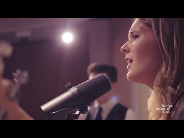 "Laney Jones ""Broken Hearts"" live at Berklee College of Music"