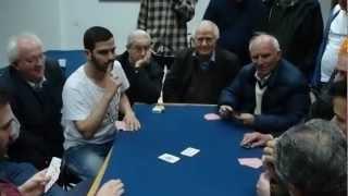 Belote, 5th tournament - 2013