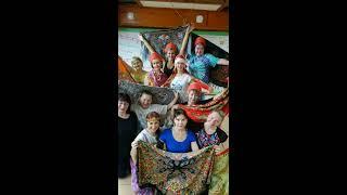 Танцевальная суббота в русском стиле в женском клубе Лада