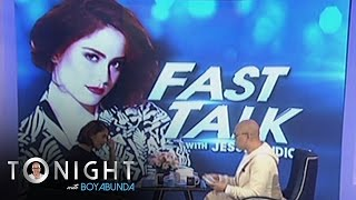 TWBA: Fast talk with Jessy Mendiola