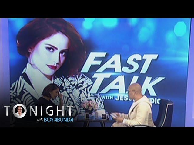 TWBA: Fast talk with Jessy Mendiola