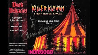 """John Massari's """"Killer Klowns From Outer Space"""" Signing Event pt. 1"""