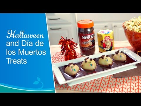 halloween-and-dia-de-los-muertos-treats---nestlé®