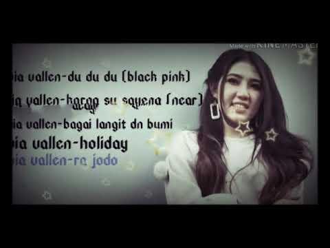 Lagu dangdut koplo via Vallen ( link download )