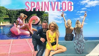 SPAIN VLOG // Girls holiday in Alicante // 2018