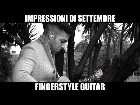 IMPRESSIONI DI SETTEMBRE - PIERANGELO MUGAVERO