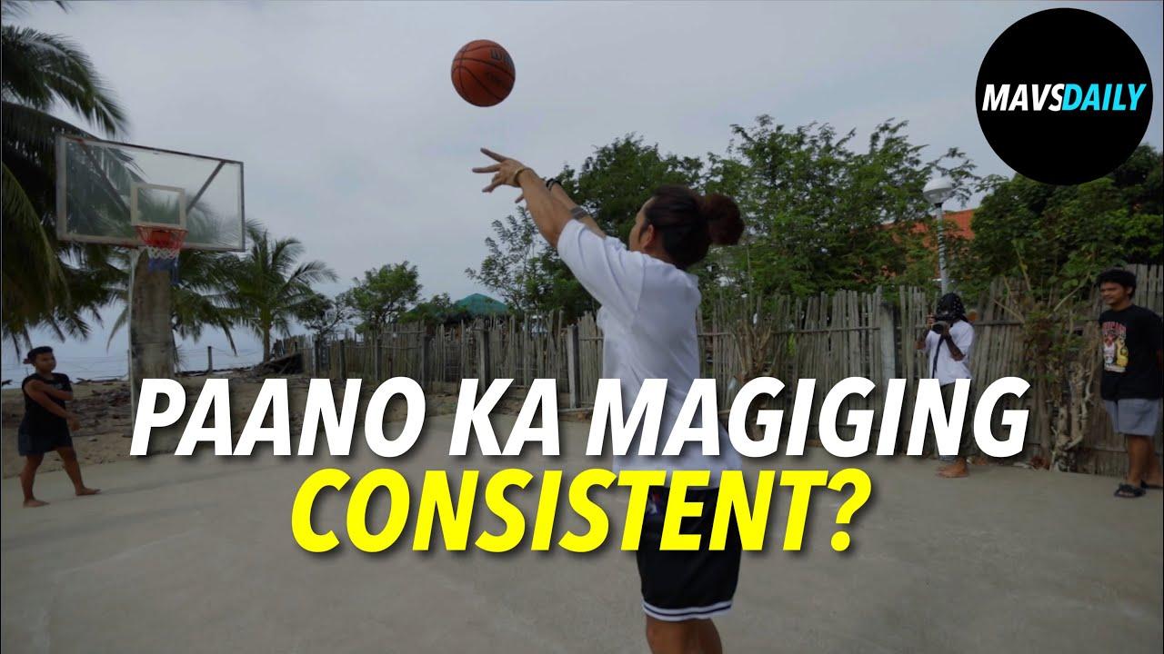 PANO KA MAGIGING CONSISTENT? | MAV'S DAILY 68