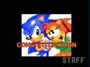 Sonic Drift - Amy's ending (Game Gear)