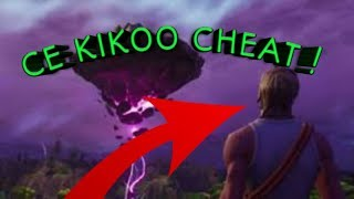 THIS KIKOO ADMITS HE CHEAT! 1V1 BUILDFIGHT ON FORTNITE BATTLE ROYALE !!!!!!!!